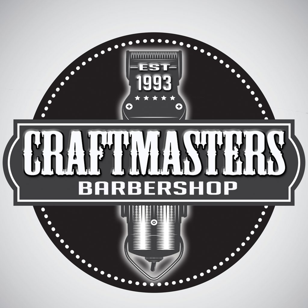 Craftmasters Barbershop Logo